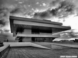 Valencia, Harbor by geometricphotos