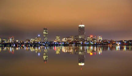 Boston - Equalized by geometricphotos