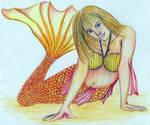 simple mermaid