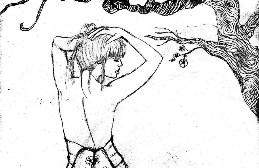 geisha wip by loveroffae