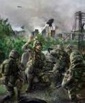 9th Division Korea Army, def.