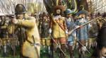 The Yellow Regiment of Gustavu