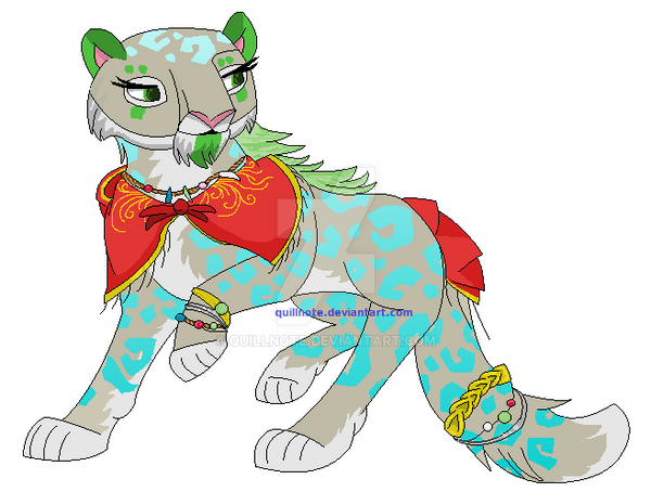 Image of: Arctic Wolf Jade The Snow Leopard Alpha By Quillnote Deviantart Jade The Snow Leopard Alpha By Quillnote On Deviantart