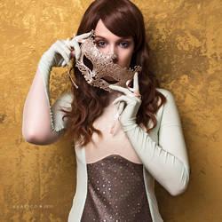 The Mask by KittiraCatinka