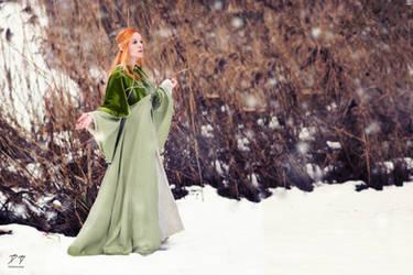 Song of Winter by KittiraCatinka