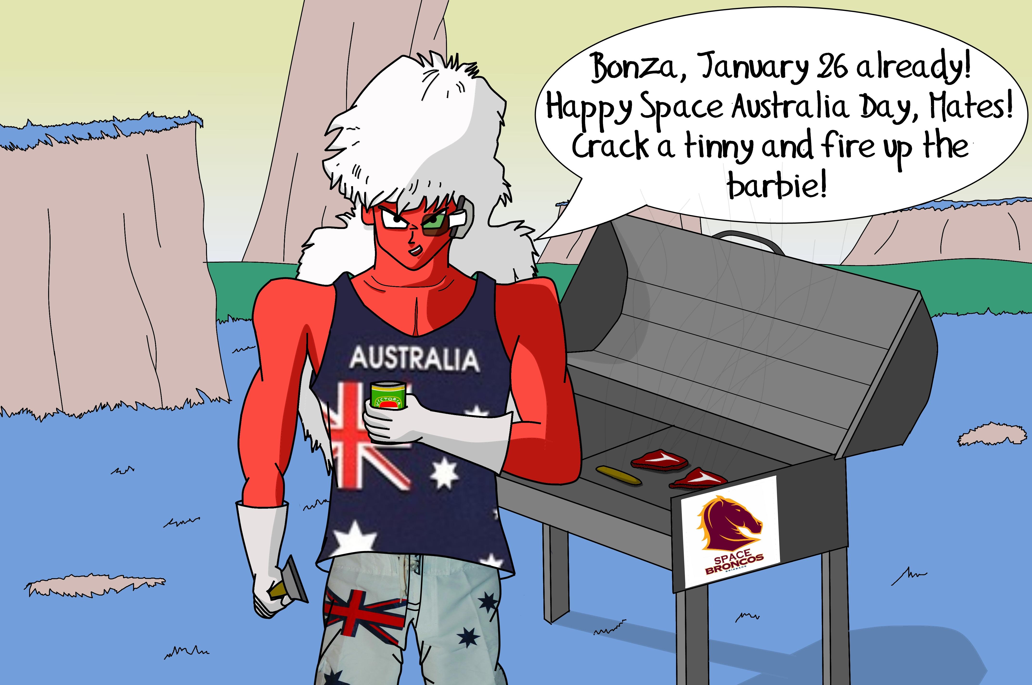 A non devient australia in accordence