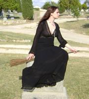 Gothic Witch 9 by HiddenYume-stock