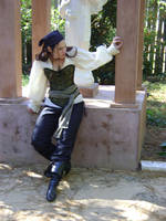 Pirate Lass 12 by HiddenYume-stock