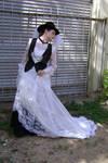 Steampunk Bride 3