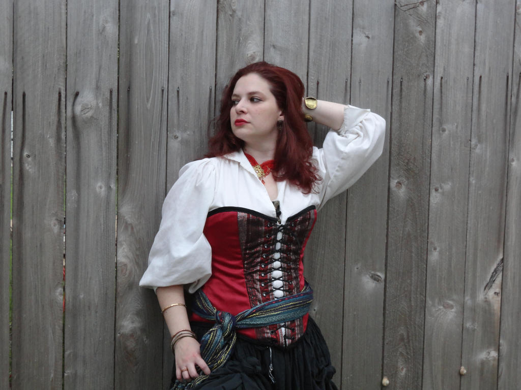 Red Pirate Roberts Teaser by HiddenYume-stock