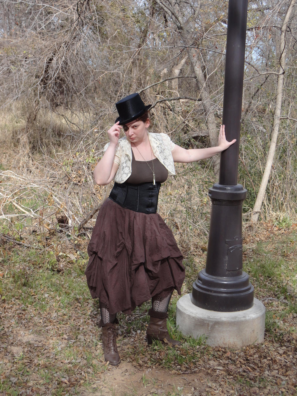 Time for Trouble Steampunk Teaser