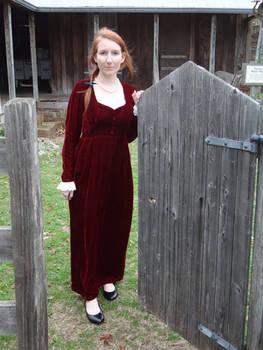 Jane Austen Inspired 01