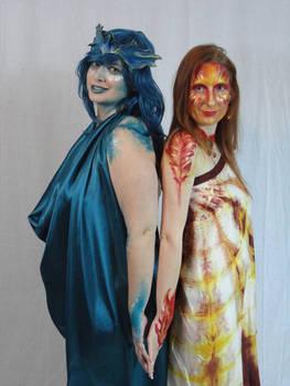 The Elementals - Duo Portrait