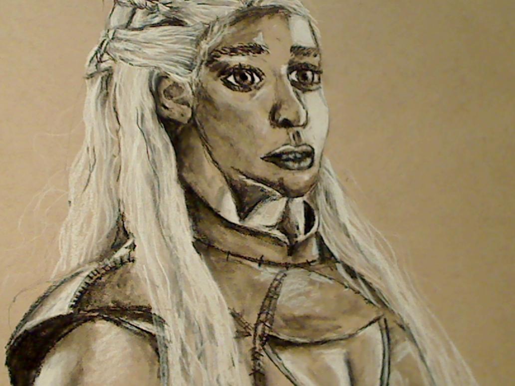 Daenerys by DemanQc