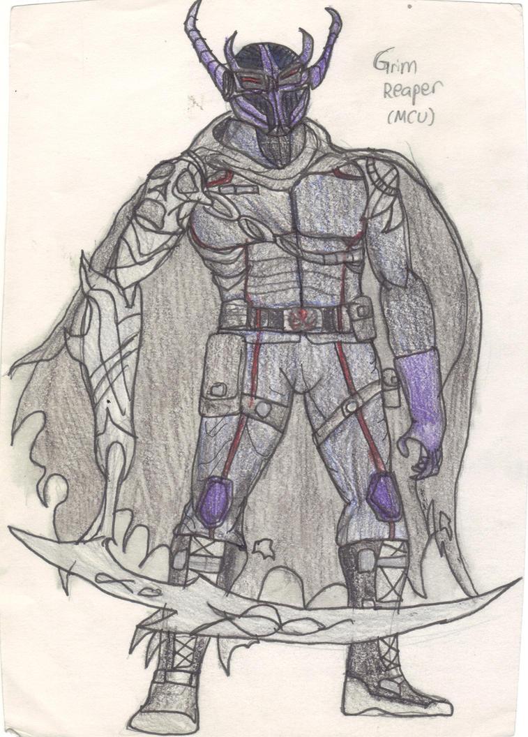 Grim Reaper (MCU) by Disneyfan95