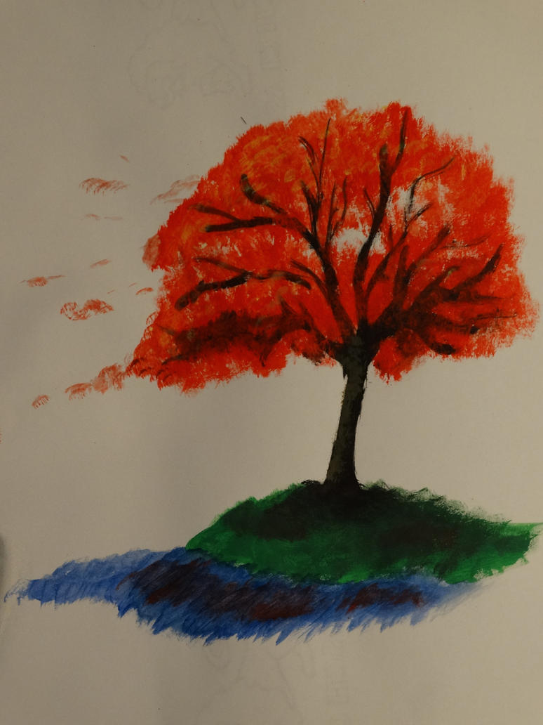 Tree by KirbyDreams