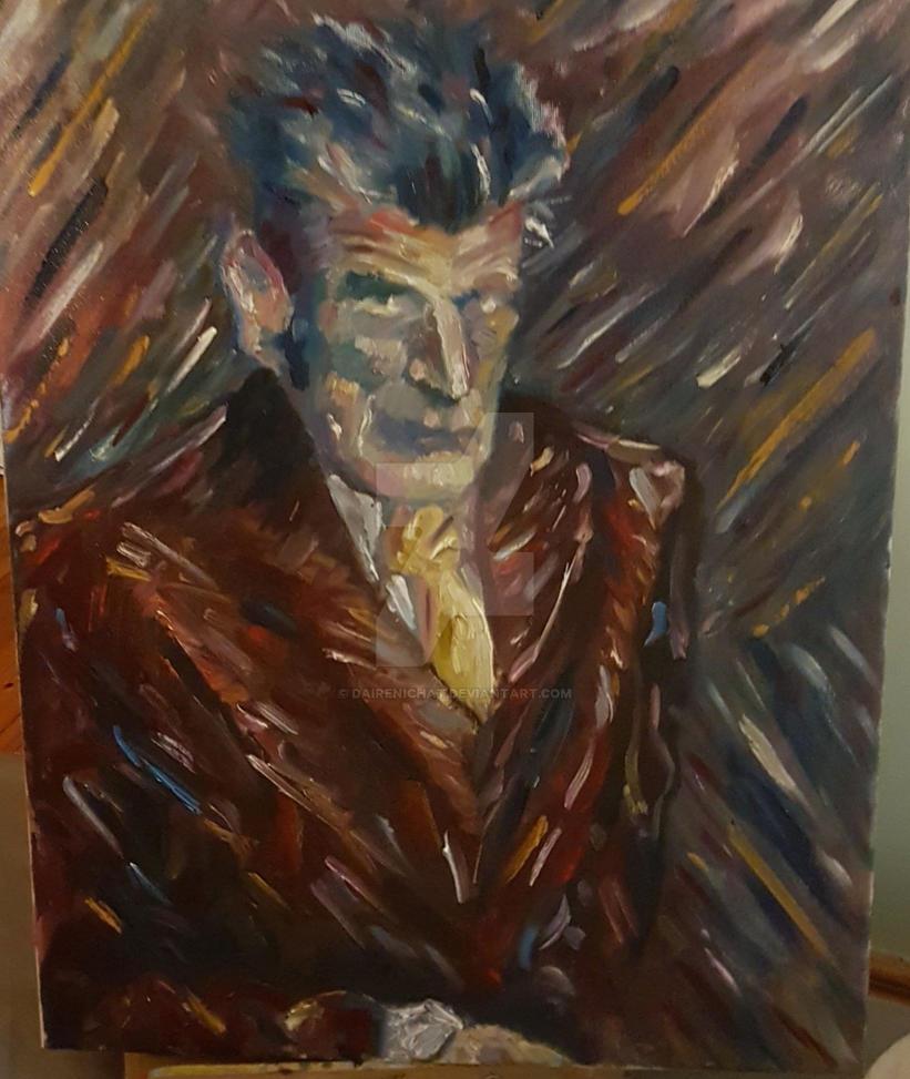 Samuel Beckett by dairenichat