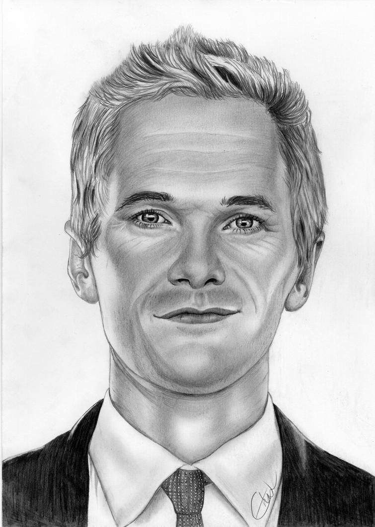 Barney Stinson by anotherday2