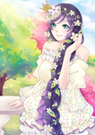 Nozomi Rapunzel