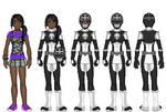 PRPF: Black Ranger