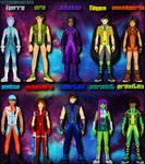 X-MEN OC (Team 1)
