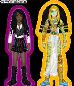 Renverse: PRPF- Aaliyah Vs. Nepharia by TerenceTheTerrible