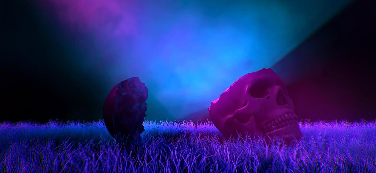 Stillframe from Eggshells by Archangelical