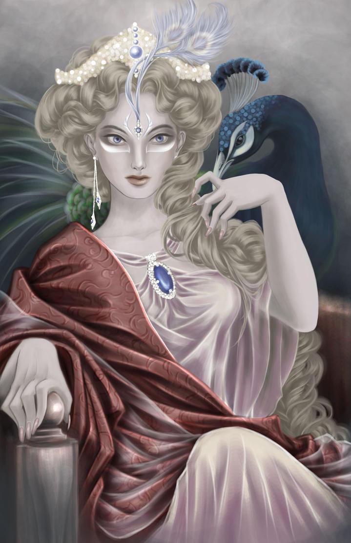 Hera by Saritima