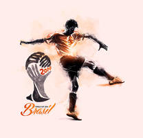 World Cup Brasil 2014 by Kevin-Roodhorst