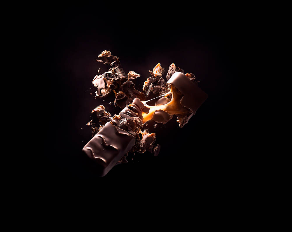 Chocolate Bar by Kevin-Roodhorst