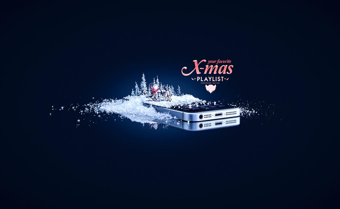 X-Mas Playlist by Kevin-Roodhorst