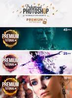 Premium Photoshop Tutorials By Kevin Roodhorst