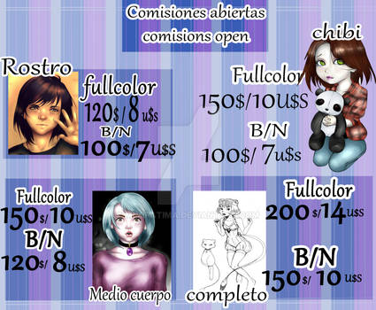 comisions