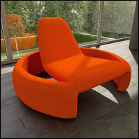 GT2000 Chair by Branca Lisboa