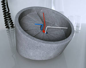 Simple Bedroom - Clock Detail