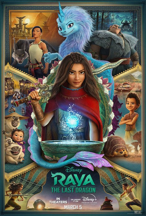 Raya and the Last Dragon Full Online