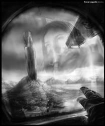 Approaching Earth by Lagutin