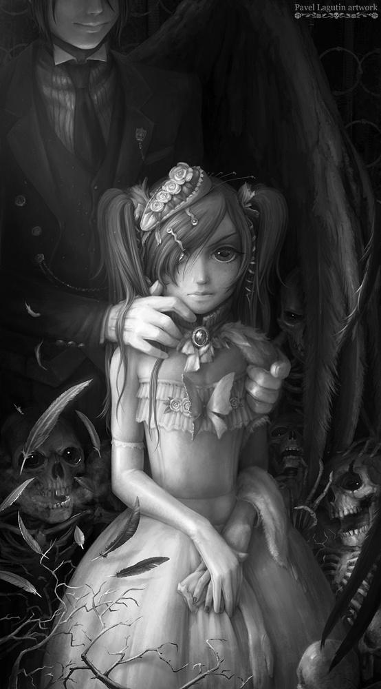 Kuroshitsuji: Ciel by Lagutin