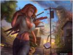 Bleach: Rangiku VS HyperHollow