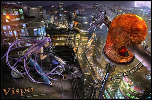 VISPO: Fate Stay Night Rider