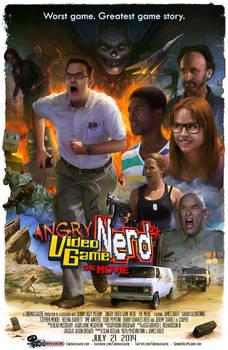 AVGN The Movie poster