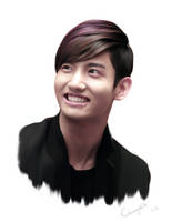 Changmin by Brietje