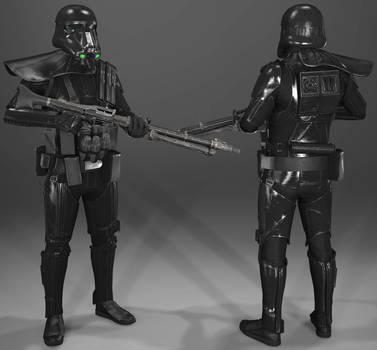 Star Wars Battlefront: Death Trooper by MarkusRollo