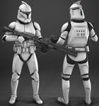 Star Wars Battlefront II: Phase 1 Clone Trooper