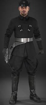 Star Wars Battlefront II: Gideon Hask