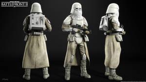 Star Wars Battlefront II: Snowtrooper