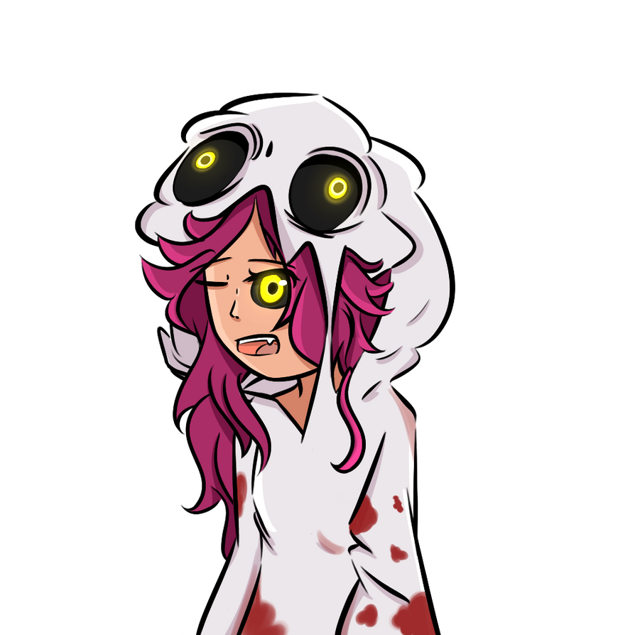 [Sticker] Delirium Cosplay (TBOI A+) By ElTachi On DeviantArt