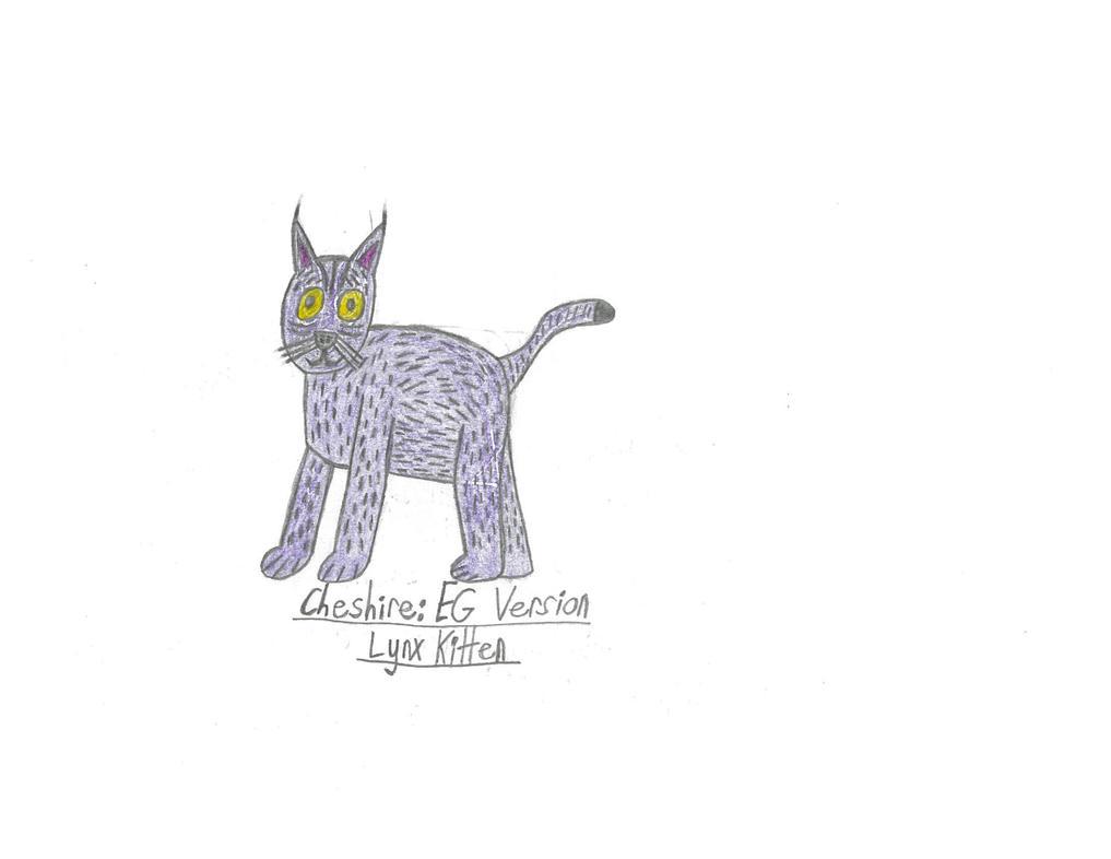 Cheshire - EG version by saber360