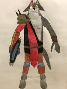 Logart the Warrior