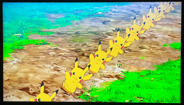 Pika Power Parade!
